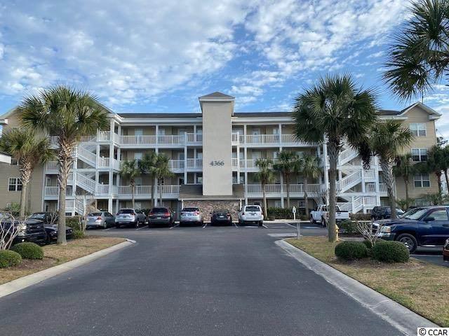 4366 Rivergate Ln. #405, Little River, SC 29566 (MLS #2115812) :: Jerry Pinkas Real Estate Experts, Inc