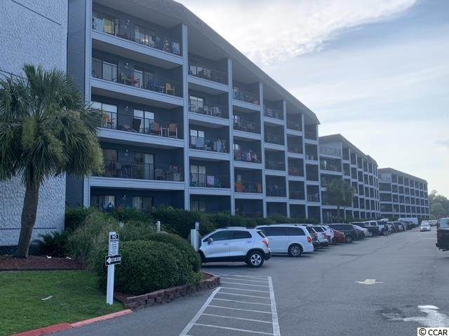 5905 S Kings Hwy. #434, Myrtle Beach, SC 29575 (MLS #2115896) :: Armand R Roux | Real Estate Buy The Coast LLC
