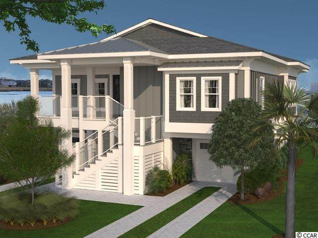 1024 Marsh View Dr., North Myrtle Beach, SC 29582 (MLS #2116071) :: James W. Smith Real Estate Co.