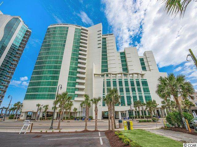 201 S Ocean Blvd. S #618, Myrtle Beach, SC 29577 (MLS #2116373) :: The Hoffman Group