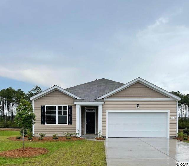2318 Blackthorn Dr., Conway, SC 29526 (MLS #2116395) :: Armand R Roux | Real Estate Buy The Coast LLC