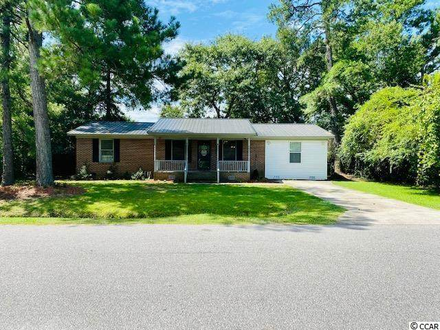 604 Lincoln Ln., Conway, SC 29526 (MLS #2116411) :: James W. Smith Real Estate Co.