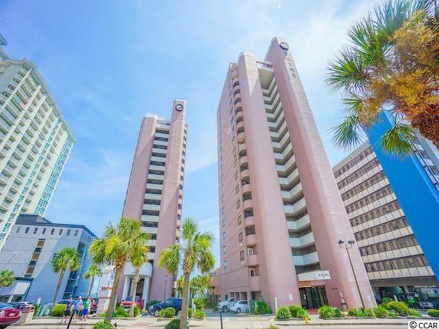 2406 N Ocean Blvd. #1204, Myrtle Beach, SC 29577 (MLS #2116494) :: Dunes Realty Sales