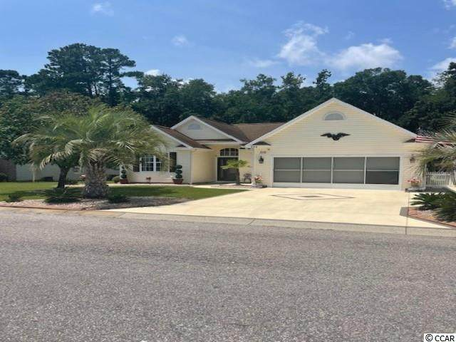 316 Harbour Reef Dr., Myrtle Beach, SC 29588 (MLS #2116658) :: Brand Name Real Estate