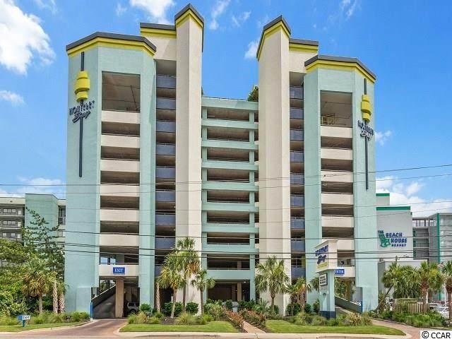 6804 N Ocean Blvd. N #729, Myrtle Beach, SC 29572 (MLS #2116677) :: The Lachicotte Company