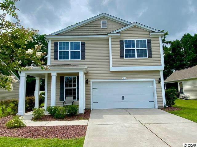315 Burchwood Ln., Myrtle Beach, SC 29588 (MLS #2116829) :: Jerry Pinkas Real Estate Experts, Inc