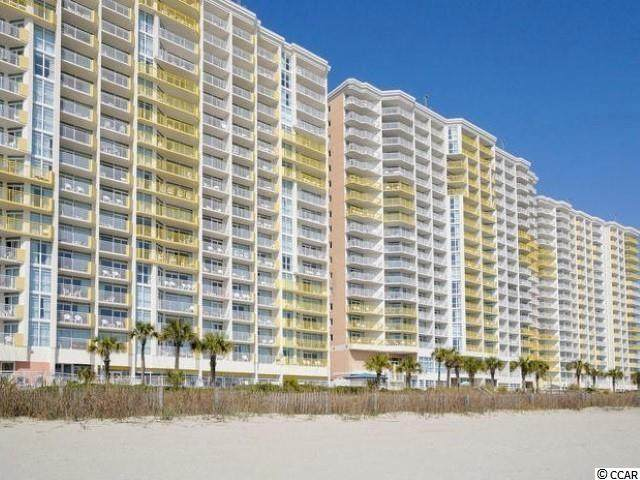 2801 S Ocean Blvd. #1034, North Myrtle Beach, SC 29582 (MLS #2117183) :: James W. Smith Real Estate Co.