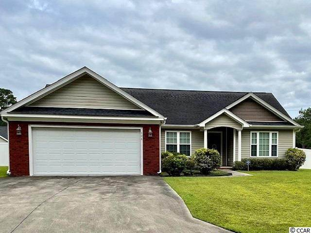 106 Bancroft Dr., Conway, SC 29527 (MLS #2117290) :: Surfside Realty Company