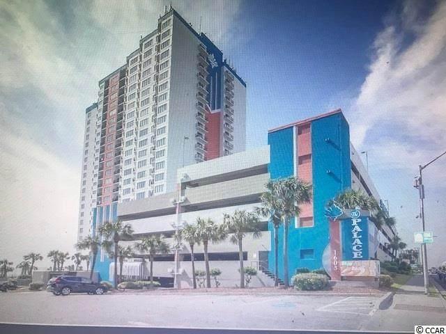 1605 South Ocean Blvd. #1214, Myrtle Beach, SC 29577 (MLS #2117475) :: Jerry Pinkas Real Estate Experts, Inc