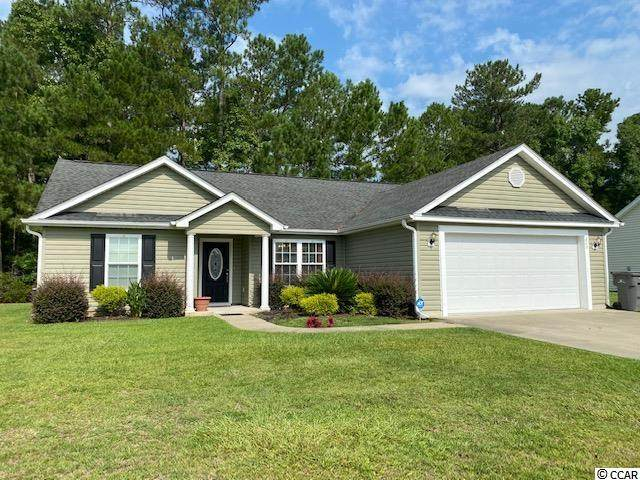 229 Macarthur Dr., Conway, SC 29527 (MLS #2117922) :: Surfside Realty Company