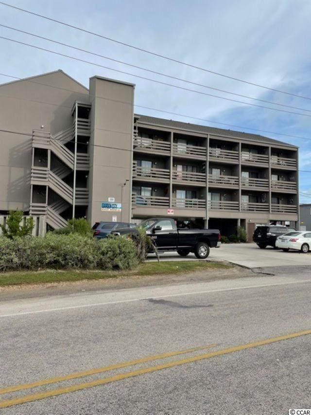120 Dogwood Dr. N #202, Garden City Beach, SC 29576 (MLS #2118133) :: The Greg Sisson Team