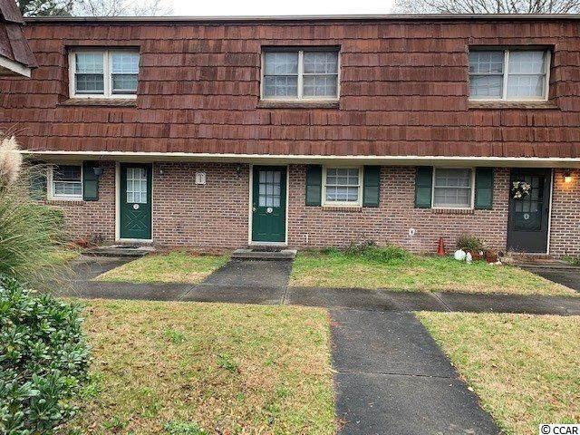 1025 Carolina Rd. G-2, Conway, SC 29526 (MLS #2118635) :: James W. Smith Real Estate Co.