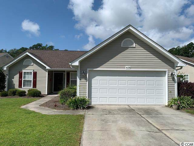 4178 Wrens Crossing, Little River, SC 29566 (MLS #2118881) :: The Lachicotte Company