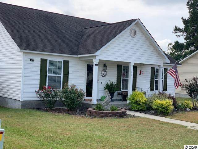 380 Cherry Buck Trail, Conway, SC 29526 (MLS #2119950) :: The Lachicotte Company