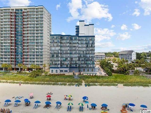 2001 S Ocean Blvd. #1004, Myrtle Beach, SC 29577 (MLS #2120433) :: Grand Strand Homes & Land Realty