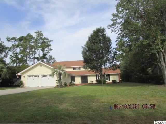 1550 Deer Park Ln., Surfside Beach, SC 29575 (MLS #2121236) :: Grand Strand Homes & Land Realty
