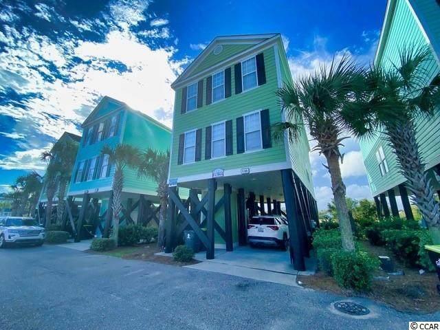 146 Cypress Ave., Garden City Beach, SC 29576 (MLS #2121366) :: Team Amanda & Co