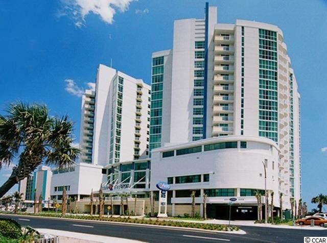 300 N Ocean Blvd. #405, North Myrtle Beach, SC 29582 (MLS #2121383) :: Duncan Group Properties