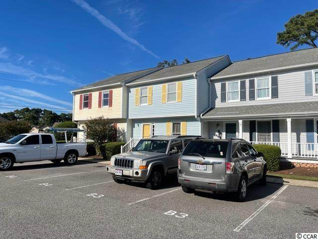 2970 Old Bryan Dr. B-6, Myrtle Beach, SC 29577 (MLS #2121472) :: The Lachicotte Company
