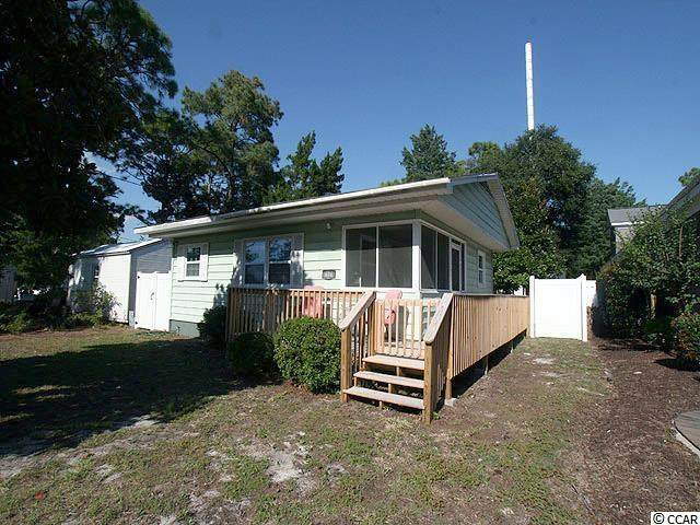 606 19th Ave. S, North Myrtle Beach, SC 29582 (MLS #2121587) :: The Litchfield Company