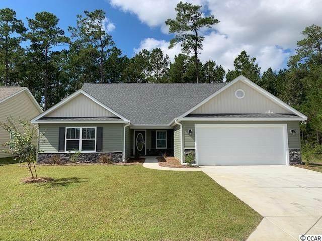 220 Sage Circle, Little River, SC 29566 (MLS #2122046) :: BRG Real Estate