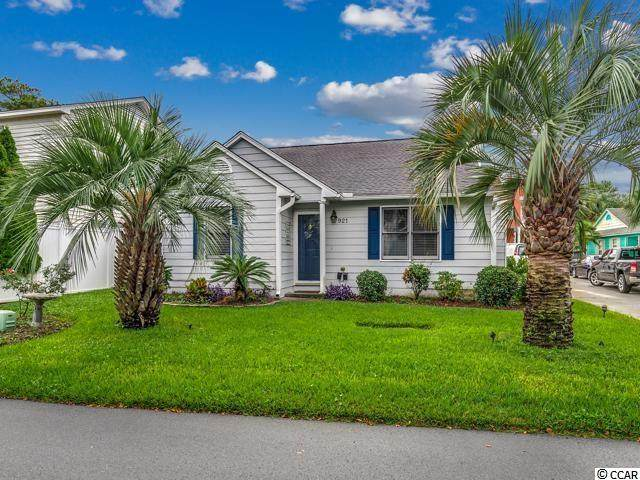 921 Edge Dr., North Myrtle Beach, SC 29582 (MLS #2122466) :: Duncan Group Properties