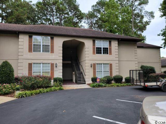 204 Pipers Ln. #204, Myrtle Beach, SC 29575 (MLS #2122907) :: Jerry Pinkas Real Estate Experts, Inc