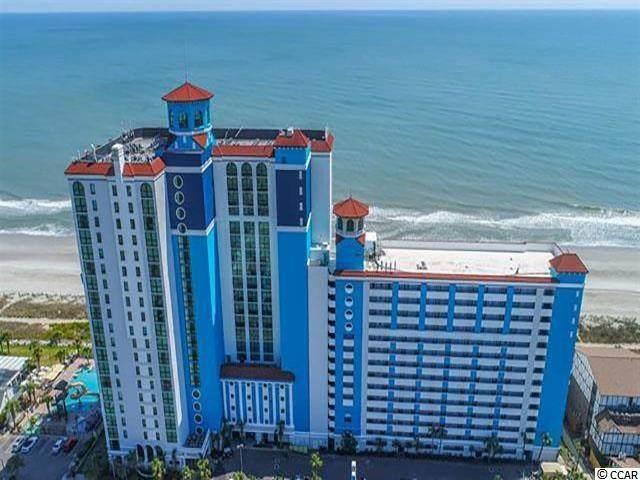 3000 N Ocean Blvd. #125, Myrtle Beach, SC 29577 (MLS #2123054) :: Grand Strand Homes & Land Realty