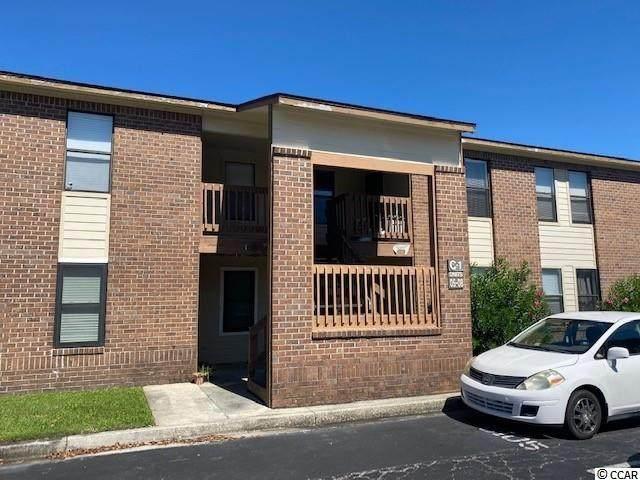 2005 Greens Blvd. C108, Myrtle Beach, SC 29577 (MLS #2123365) :: BRG Real Estate