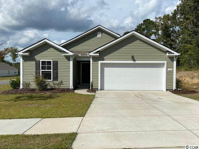 1405 Blackwood Dr., Conway, SC 29527 (MLS #2123823) :: James W. Smith Real Estate Co.