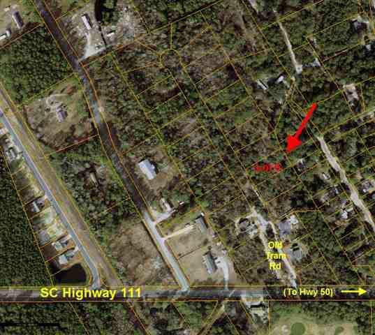 6 Old Tram Rd., Little River, SC 29566 (MLS #921057) :: SC Beach Real Estate