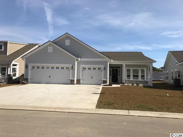409 Oaklanding Lane, Murrells Inlet, SC 29576 (MLS #1701724) :: Welcome Home Realty