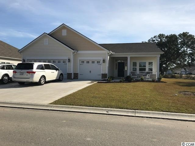 441 Oaklanding Lane, Murrells Inlet, SC 29576 (MLS #1703568) :: Welcome Home Realty