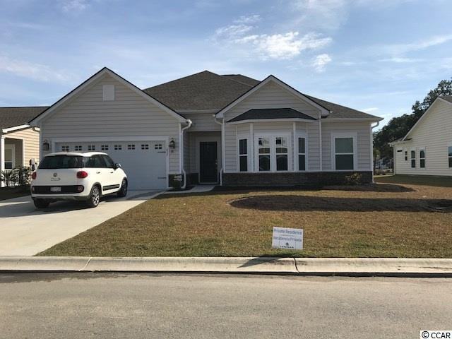 437 Oaklanding Lane, Murrells Inlet, SC 29576 (MLS #1704257) :: Welcome Home Realty