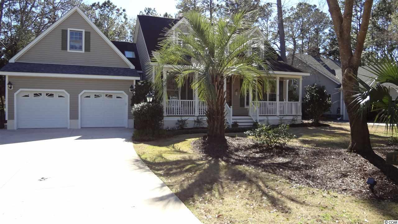 179 Parkview Drive, Pawleys Island, SC 29585 (MLS #1704394) :: James W. Smith Real Estate Co.