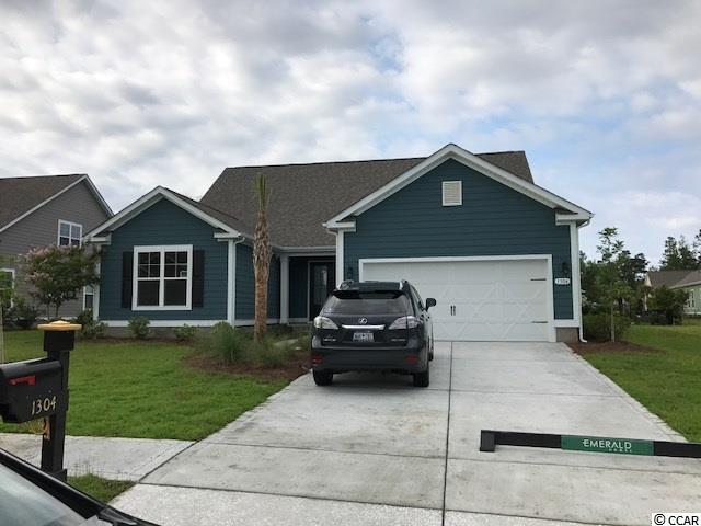 1304 East Island Drive, North Myrtle Beach, SC 29582 (MLS #1706567) :: The Litchfield Company