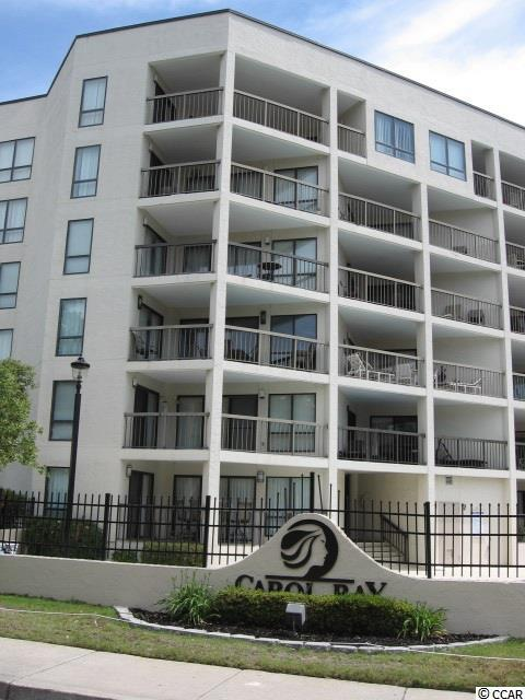 302 71st Ave N Ocean View Unit #402, Myrtle Beach, SC 29572 (MLS #1707695) :: Trading Spaces Realty