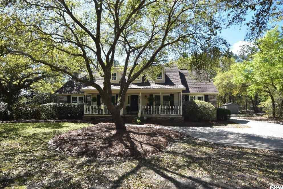 455 Beaumont Drive, Pawleys Island, SC 29585 (MLS #1708248) :: James W. Smith Real Estate Co.