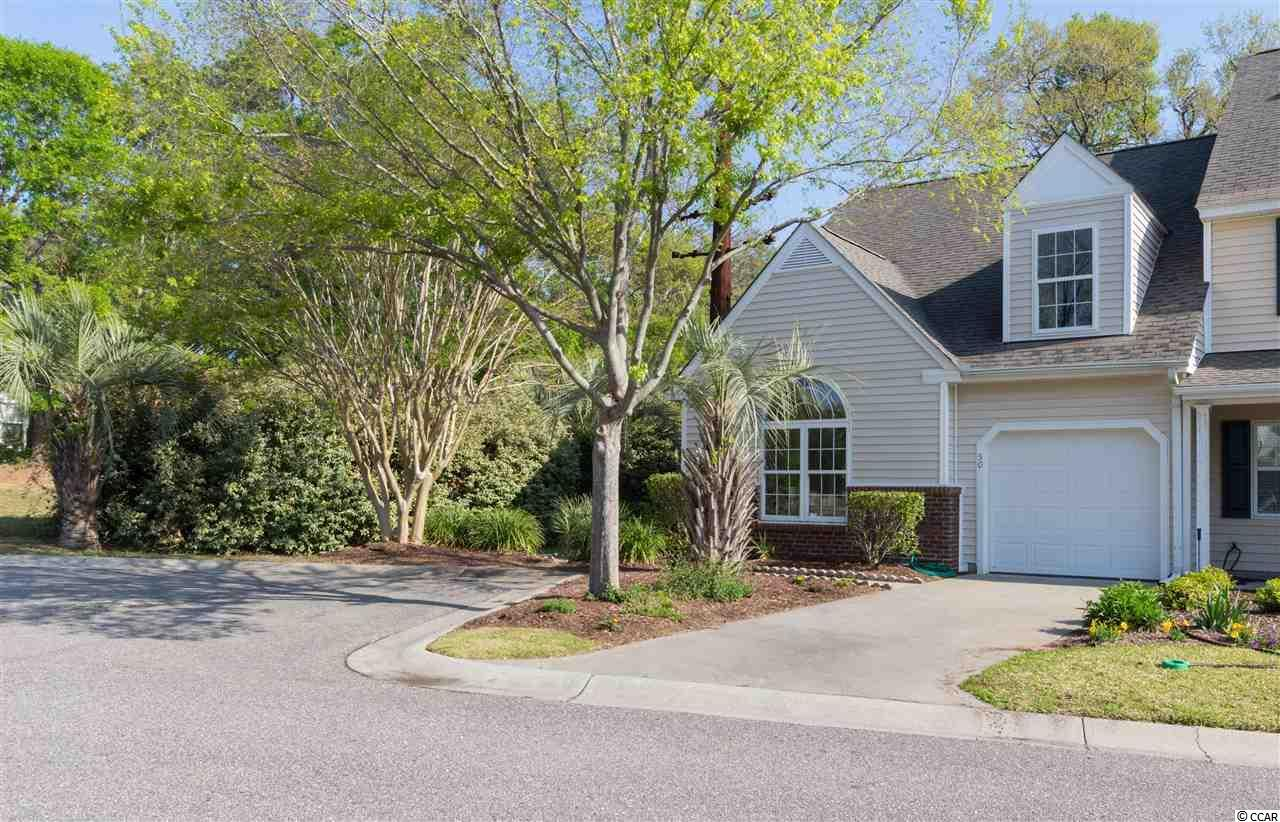 50 Pawleys Place #50, Pawleys Island, SC 29585 (MLS #1708269) :: James W. Smith Real Estate Co.