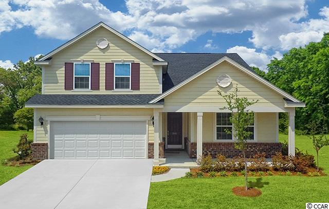 2448 Rock Dove Rd, Myrtle Beach, SC 29577 (MLS #1713809) :: The HOMES and VALOR TEAM