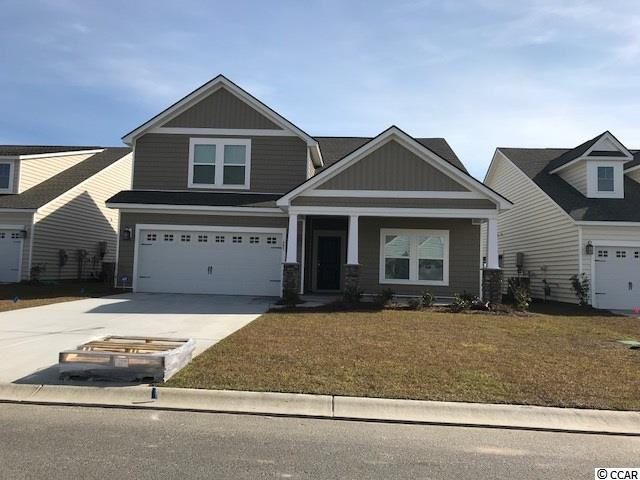605 Cherry Blossom Lane, Murrells Inlet, SC 29576 (MLS #1714777) :: Welcome Home Realty