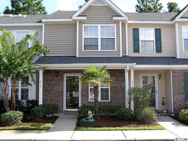 613 Wilshire Lane #613, Murrells Inlet, SC 29576 (MLS #1717371) :: Matt Harper Team