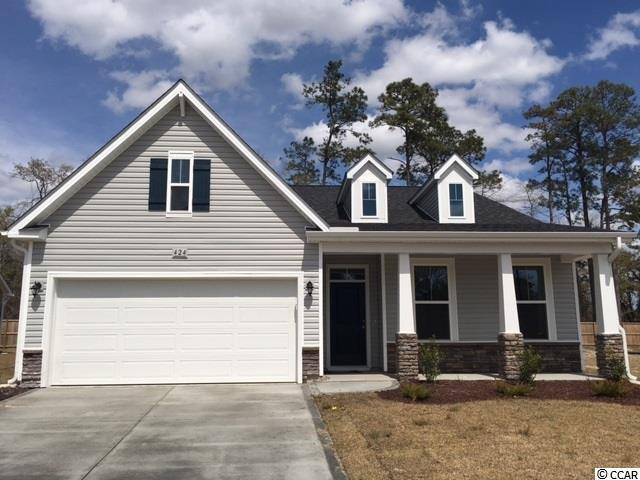 424 Shaft Place, Conway, SC 29526 (MLS #1719369) :: Myrtle Beach Rental Connections