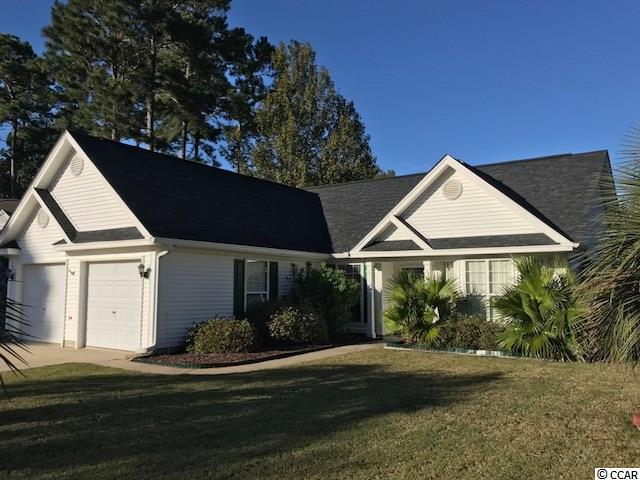 3400 Hidden Bridge Court, Myrtle Beach, SC 29579 (MLS #1722940) :: Myrtle Beach Rental Connections