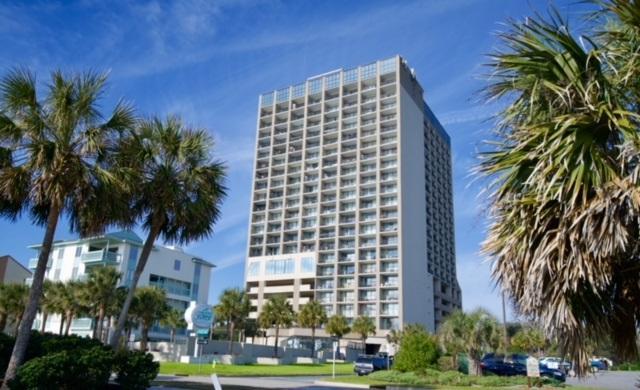 5523 N Ocean Blvd #1712, Myrtle Beach, SC 29572 (MLS #1726471) :: Silver Coast Realty