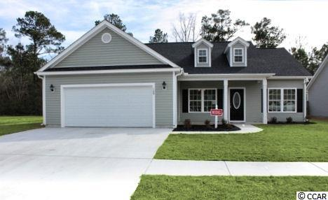 129 Barons Bluff Drive, Conway, SC 29526 (MLS #1800564) :: Myrtle Beach Rental Connections