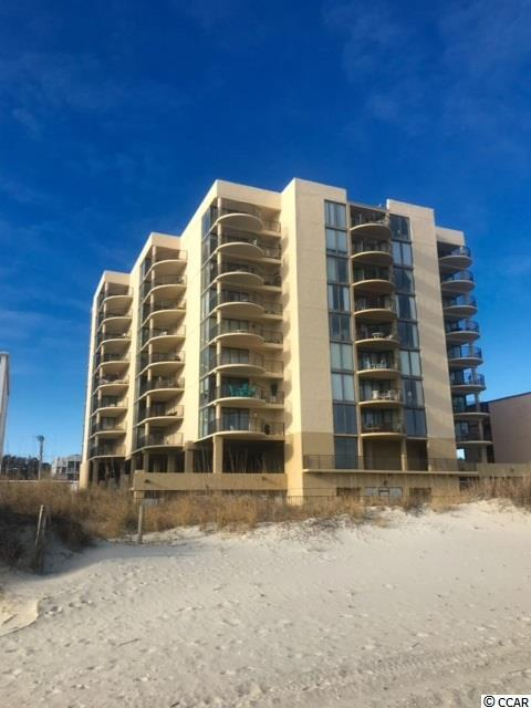 1425 S Ocean Blvd 1G, North Myrtle Beach, SC 29582 (MLS #1802384) :: The Litchfield Company