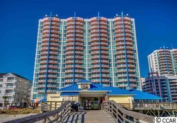3500 N. Ocean Blvd #402, North Myrtle Beach, SC 29582 (MLS #1804222) :: The Litchfield Company