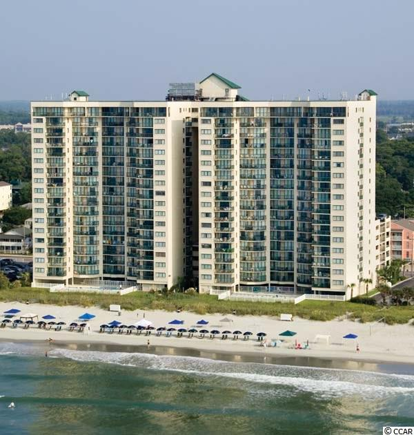 201 S Ocean Boulevard #1208, North Myrtle Beach, SC 29582 (MLS #1805424) :: The Hoffman Group