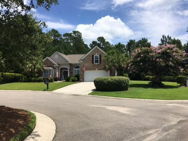 13 Grovecrest Drive, Murrells Inlet, SC 29576 (MLS #1807192) :: The Litchfield Company